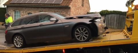 auto met schade waarde