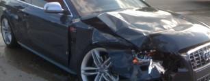Audi A3 schade