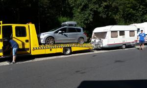 Auto verkopen met kapotte brandstofpomp
