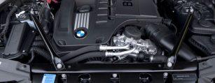Inkoop BMW motor kapot