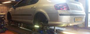 Peugeot 407 – Mijdrecht