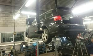 Kapotte auto verkopen of repareren?