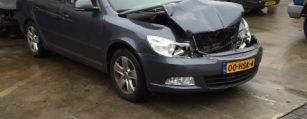 beschadigde auto verkopen